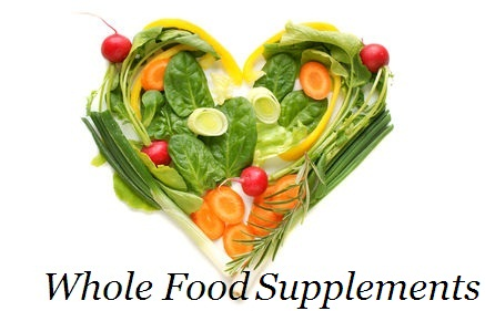whole food supplements